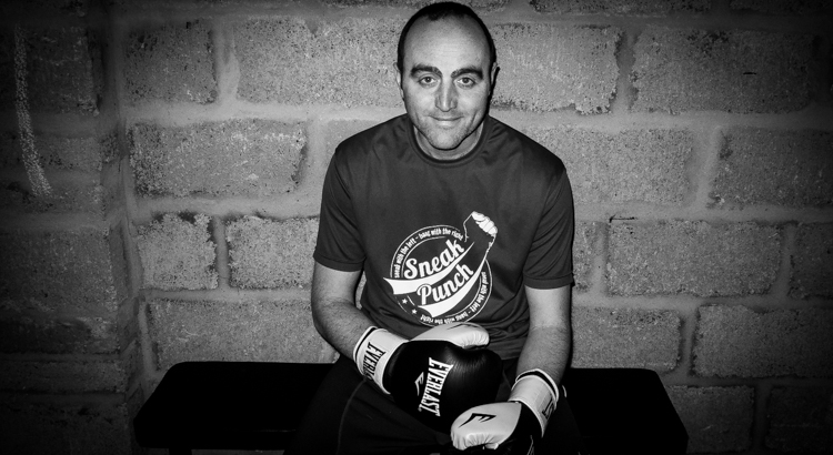 John - Boxing Training with Fight Yourself Fit